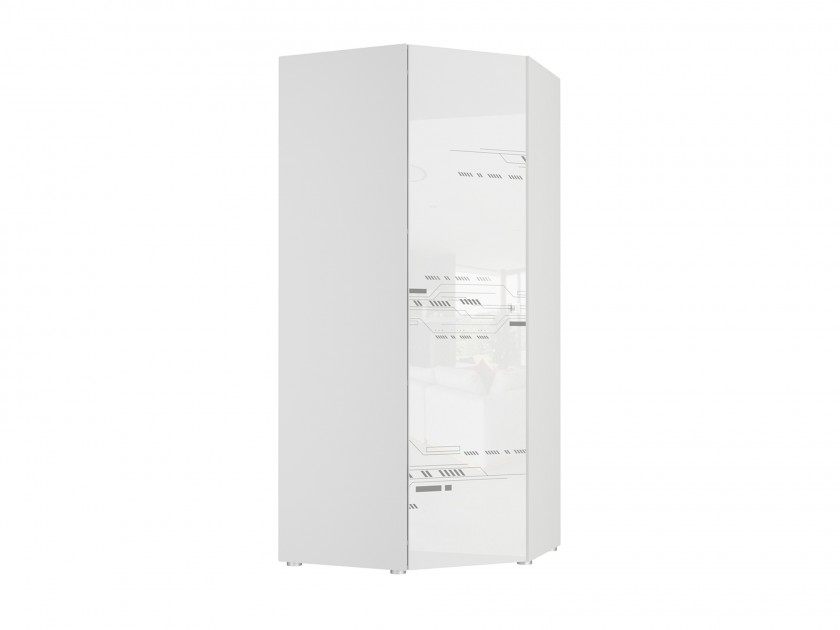 распашной шкаф Шкаф угловой Модерн-Техно Модерн