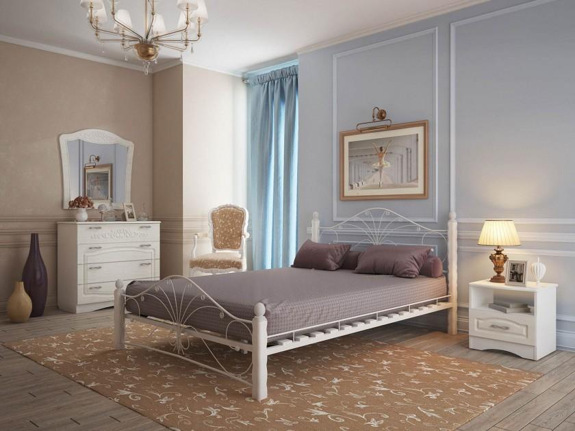 кровать Кровать Фортуна 1 (140х200) Фортуна