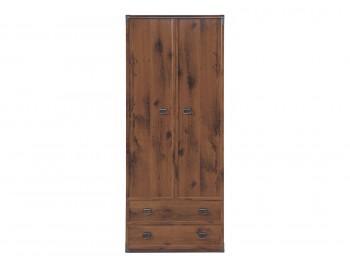 Распашной шкаф Индиана в цвете Дуб шуттер
