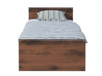 Кровать Индиана в цвете Дуб шуттер