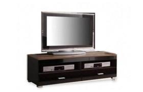 Тумба под телевизор Jang в цвете Черный блеск