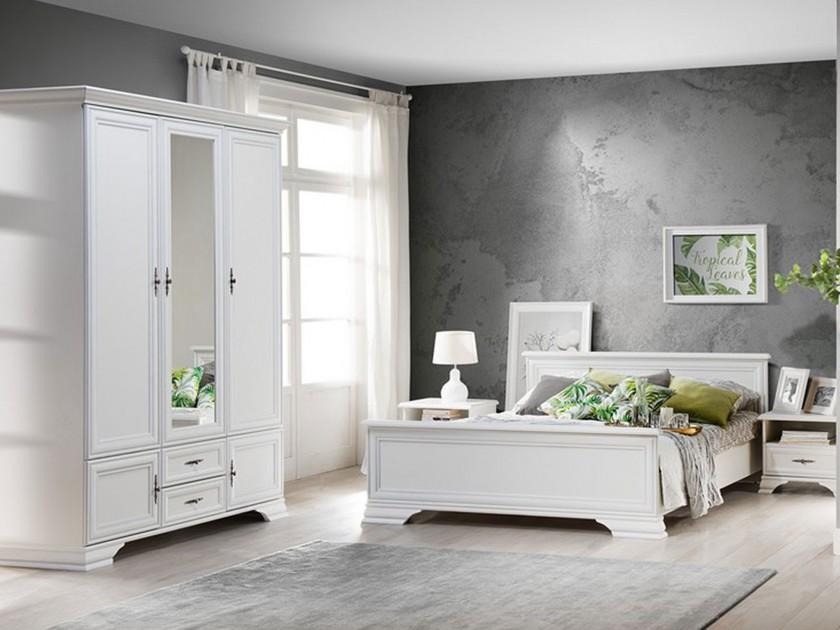 спальный гарнитур Спальня Кентаки Кентаки Белый