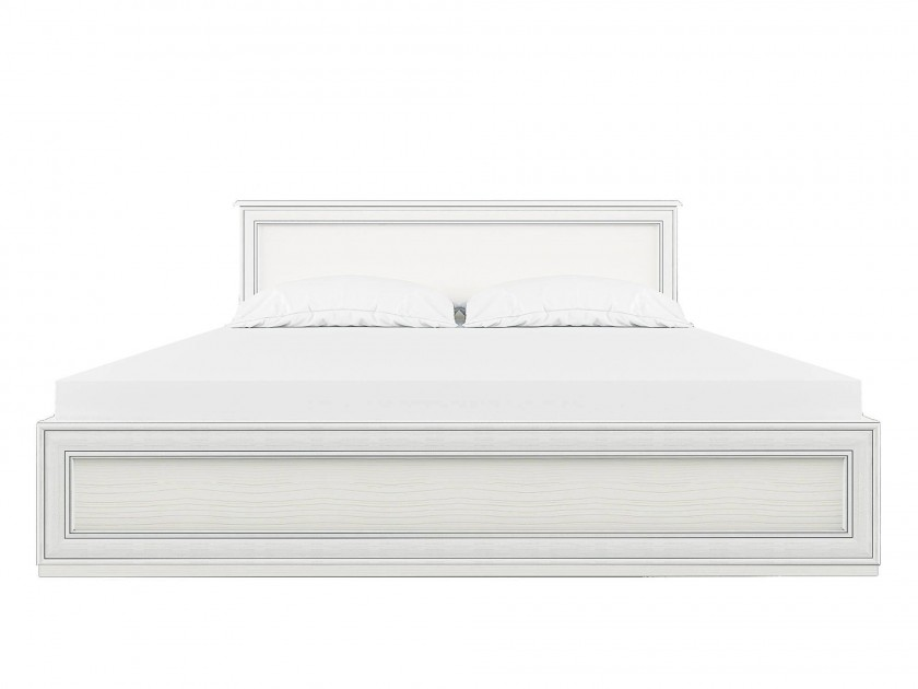 tiffany кровать Кровать (160х200) Tiffany Tiffany в цвете Вудлайн кремовый