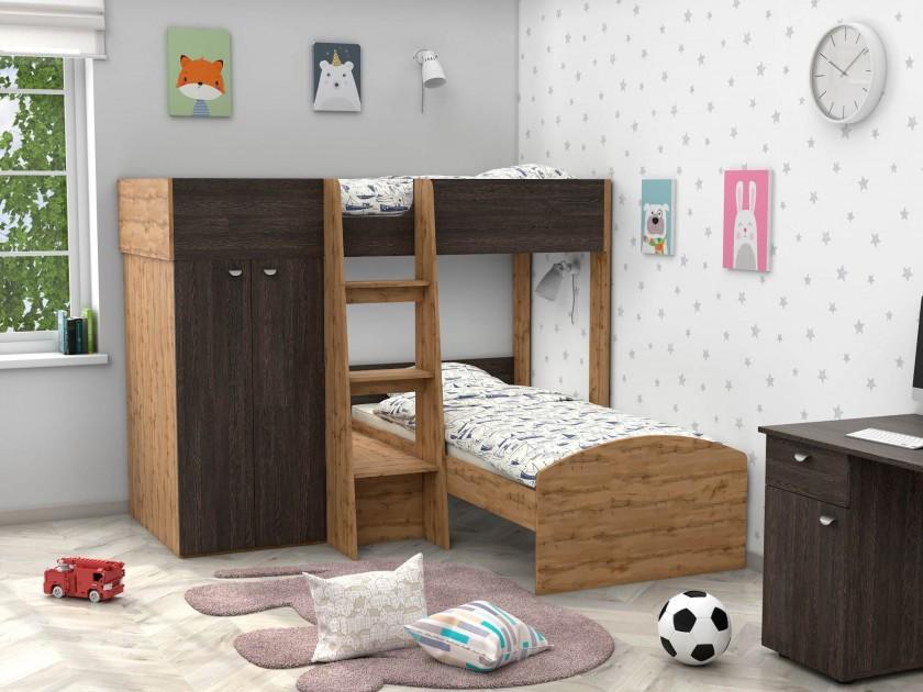 кровать Двухъярусная Golden Kids-4 (90х200)