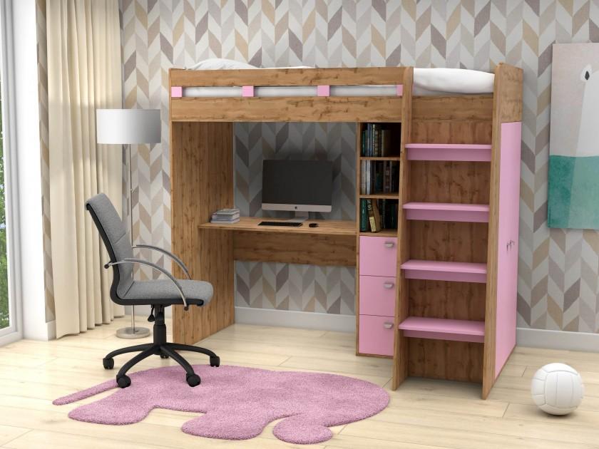 кровать Кровать-чердак Golden Kids-5 (90х200)