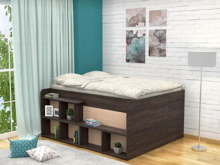 кровать Кровать Правая Twist UP (140х190)