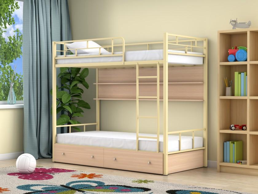 Двухъярусная кровать Ницца (90х190/90х190) Ницца-2