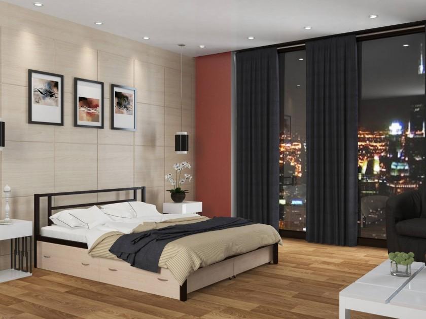 кровать Кровать Титан (160х200) Титан цена 2017
