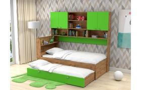 Кровать Двухъярусная Golden Kids 8 (90х190/5х185)