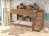 Двухъярусная кровать Golden Kids 10 (90х190) недорого