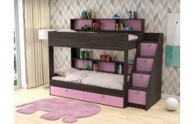 Кровать Двухъярусная Golden Kids 10 (90х190)