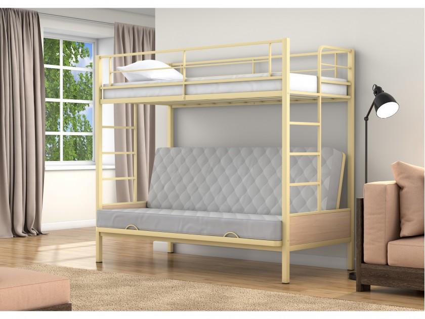 кровать Двухъярусная кровать диван Дакар 1 (90х190/190х120) Дакар