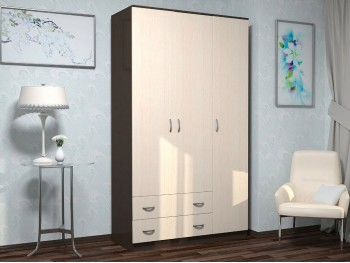 Распашной шкаф Комфорт