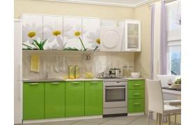 Кухонный гарнитур Ромашки-2