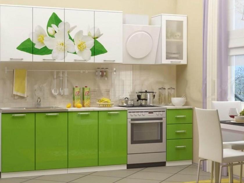 цена на кухонный гарнитур Кухня Жасмин 2000 Кухня Жасмин 2000