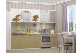 Кухонный гарнитур Кофе 2000