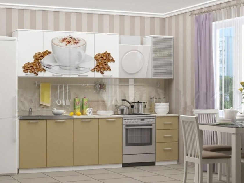 цена на кухонный гарнитур Кухня Кофе 2000 Кухня Кофе 2000