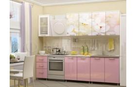 Кухонный гарнитур Вишнёвый цвет 2000