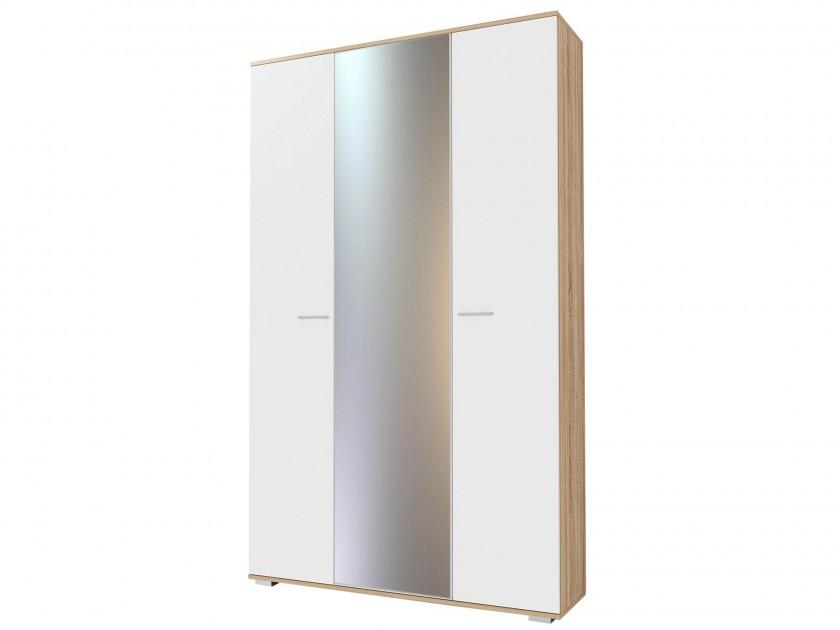 распашной шкаф Шкаф 3-х створчатый с зеркалом Италия Италия 1