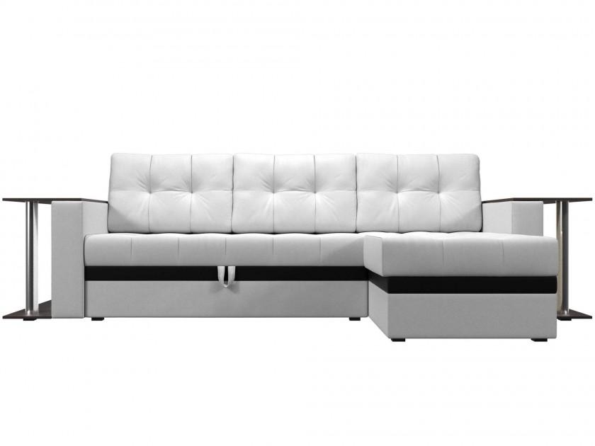 Фото - диван Угловой диван Атланта М Правый Атланта М 282 (экокожа) диван угловой диван атланта м левый атланта м 282 рогожка