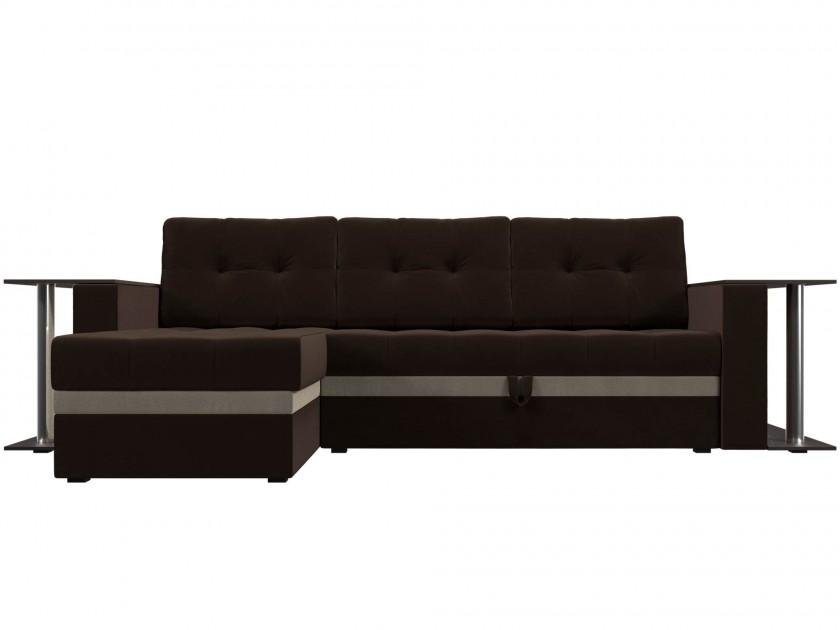 Фото - диван Угловой диван Атланта М Левый Атланта М 282 (вельвет) диван угловой диван атланта м левый атланта м 282 вельвет