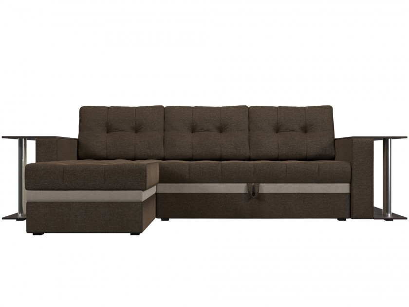Фото - диван Угловой диван Атланта М Левый Атланта М 282 (рогожка) диван угловой диван атланта м левый атланта м 282 вельвет