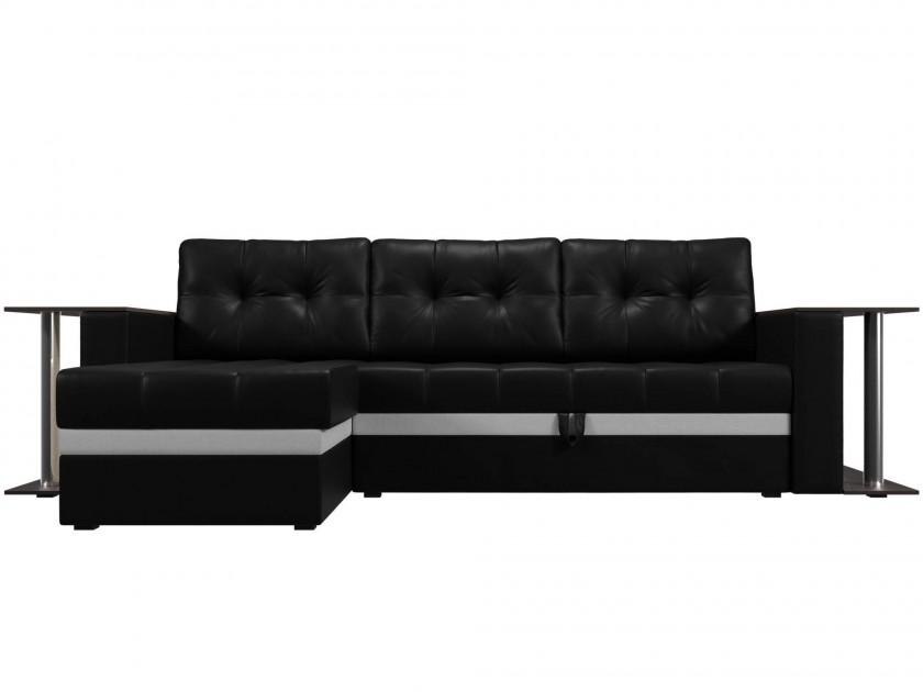Фото - диван Угловой диван Атланта М Левый Атланта М 282 (экокожа) диван угловой диван атланта м левый атланта м 282 вельвет