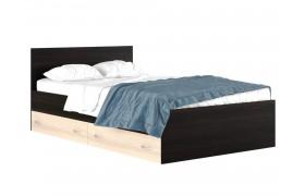Кровать Кровать с ящиками и матрасом Promo B Cocos Виктория (120х200)
