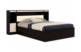 Кровать с блоком, тумбами и матрасом Promo B Cocos Виктория-МБ (
