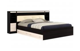 Кровать с пб, ящиками, тумбами и матрасом Promo B Cocos Виктория