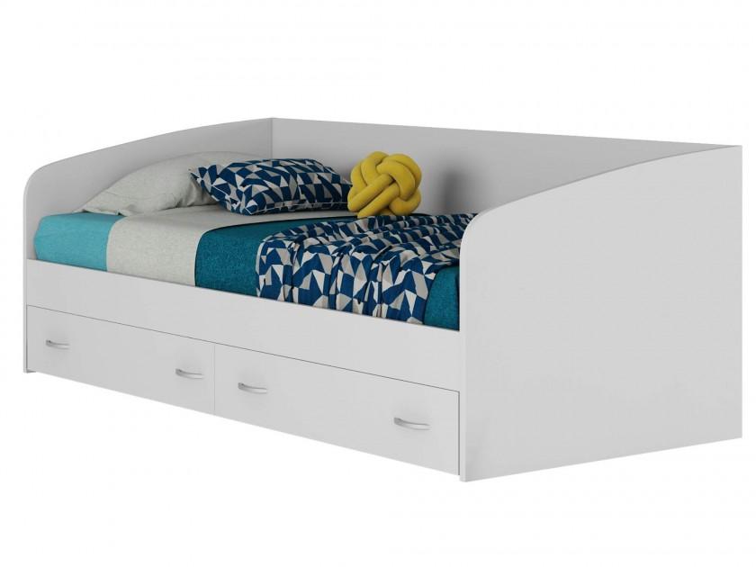 Кровати-тахты односпальные 90х200 см с матрасом кровати односпальные 70х190 см с ящиками