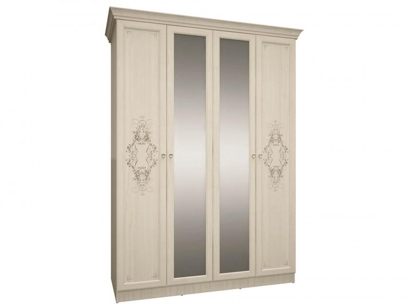 распашной шкаф Шкаф 4-х дверный Вербена Вербена