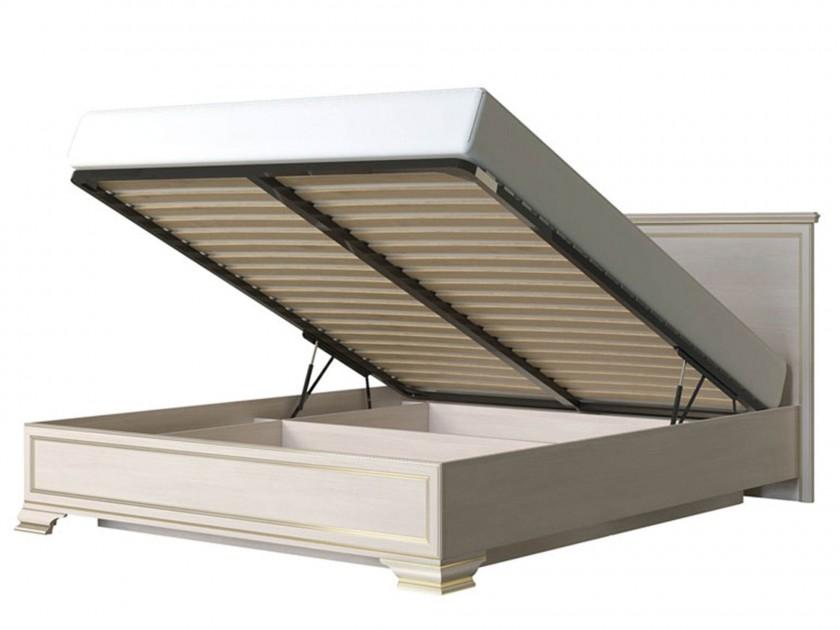 кровать Кровать с ПМ Сиена (140х200) Сиена брюки loricci сиена цвет васильковый