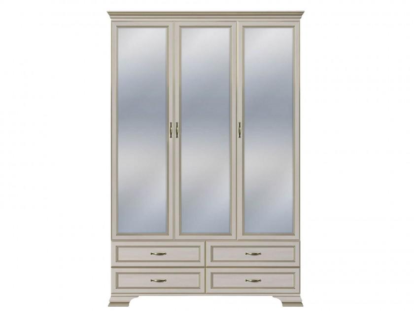 распашной шкаф Шкаф 3-х дверный с ящиками Сиена Сиена распашной шкаф шкаф 3 х дверный с ящиками коен штрокс темный