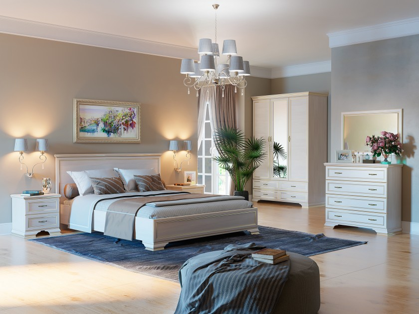 спальный гарнитур Спальня Сиена Сиена