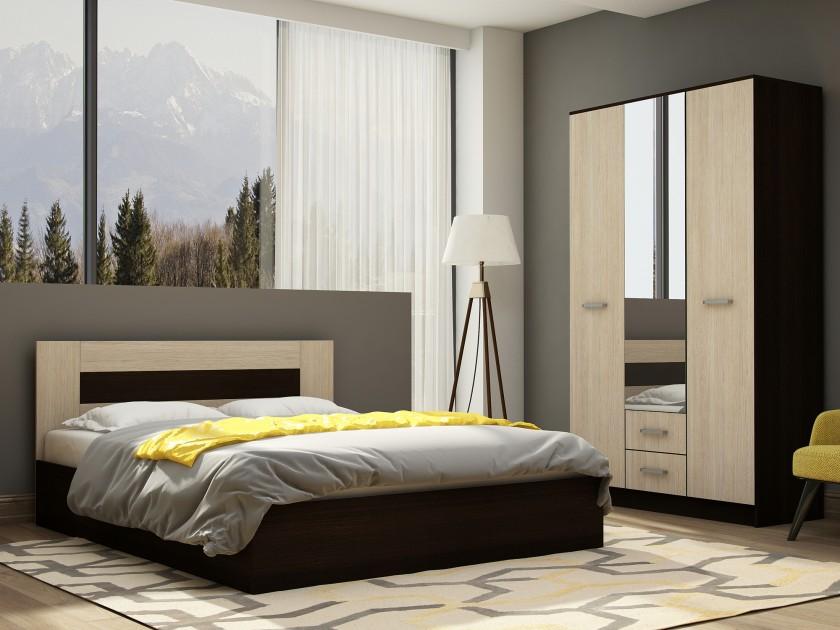 спальный гарнитур Спальня Сити-1 Спальня Сити-1
