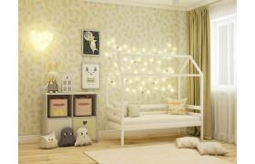 Кровать Кровать-домик без бортика (70х140)
