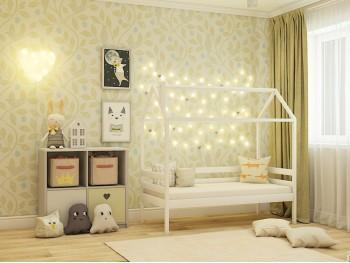 Кровать Кровать-домик без бортика (70х160)