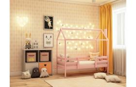 Кровать Кровать-домик с двумя ограничителями (70х140)