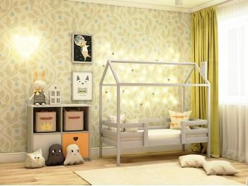 Кровать Кровать-домик с двумя ограничителями (70х160)