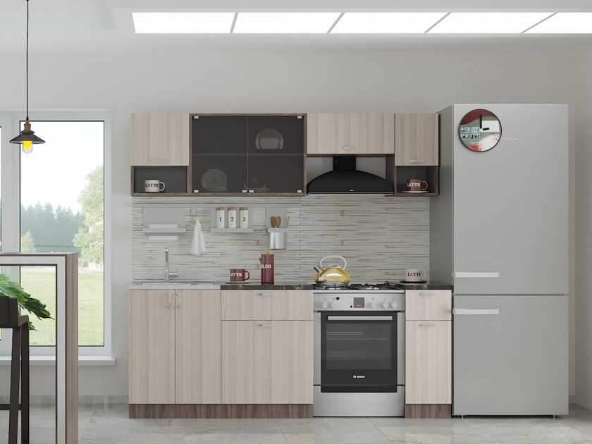 кухонный гарнитур Кухня Зара 2100 Зара