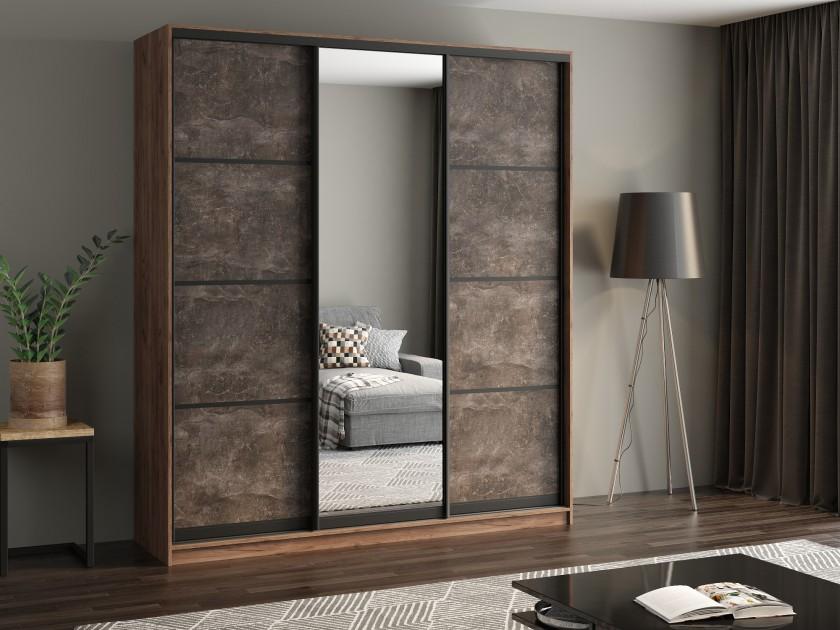 Шкафы-купе для спальни классические