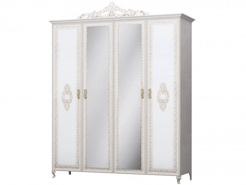 распашной шкаф Шкаф 4-х дверный Медея Медея медея мамт