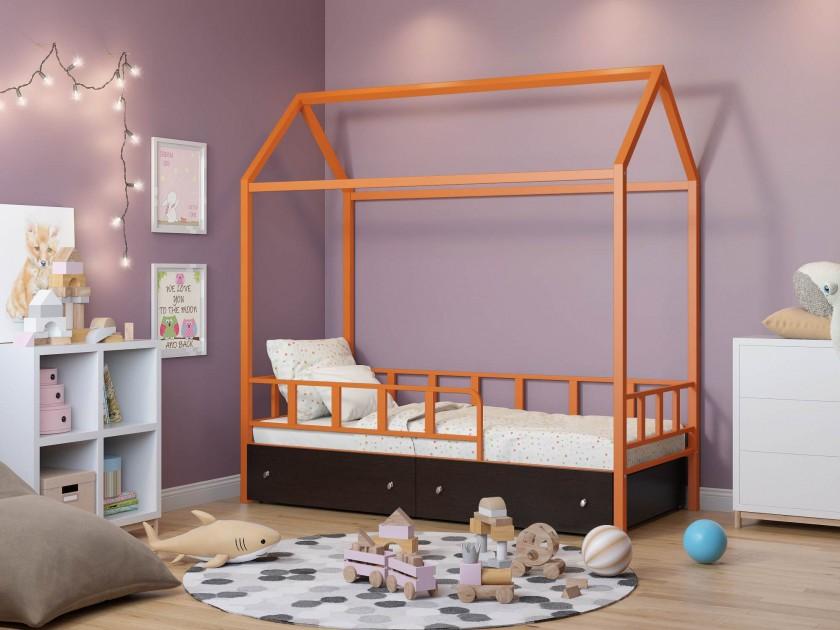 Фото - кровать Кровать-домик с ящиком Риччи (90х190) Риччи зеркало в раме риччи