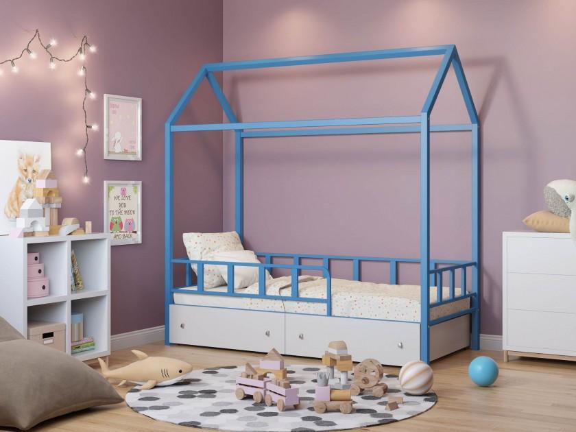 Фото - кровать Кровать-домик с ящиком Риччи (90х190) Риччи кровать кровать домик с ящиком риччи 90х190 риччи