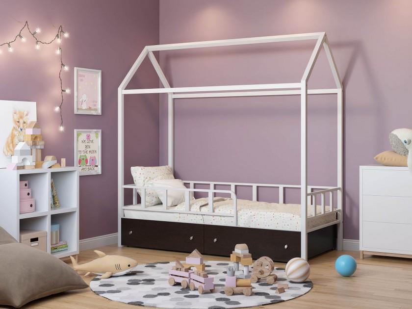 кровать Кровать-домик с ящиком Риччи (90х190) Риччи