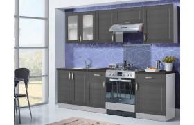 Кухонный гарнитур Кухня Базис 2,45