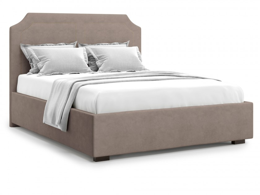 кровать Кровать с ПМ Lago (160х200) Lago кровать кровать lago без пм 160х200 кровать lago без пм 160х200