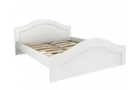 Кровать Прованс в цвете Белый