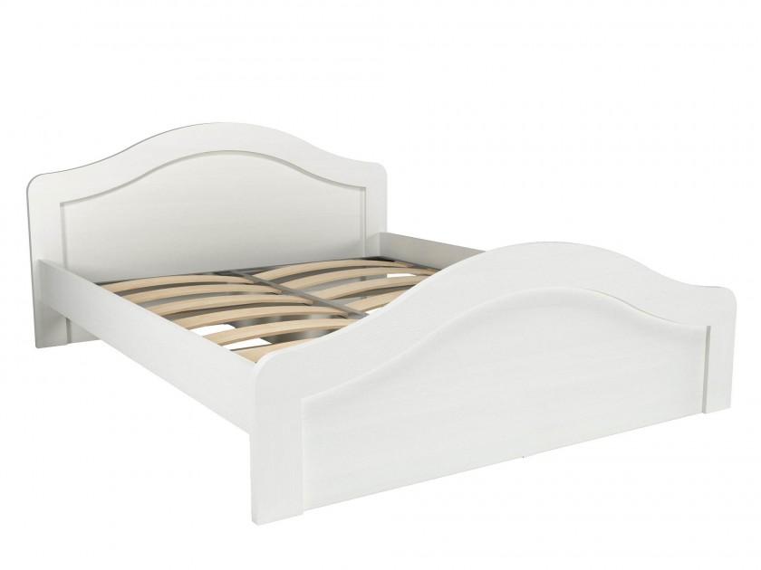 кровать Кровать Прованс (160х200) Прованс в цвете Белый кровать кровать 2 х ярусная прованс 80х190 прованс в цвете белый
